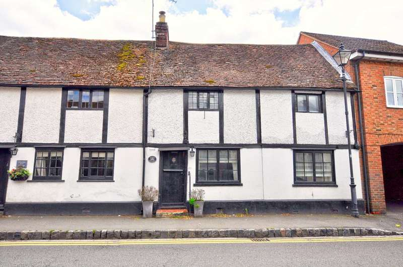 3 Bedrooms Terraced House for rent in High Street, Cookham
