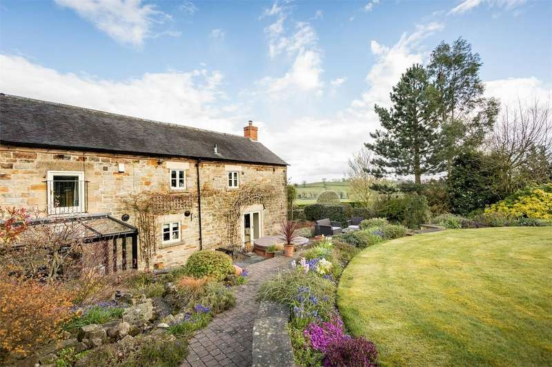 4 Bedrooms Barn Conversion Character Property for sale in Lodge Court, Jacksons Lane, Heage, BELPER, Derbyshire