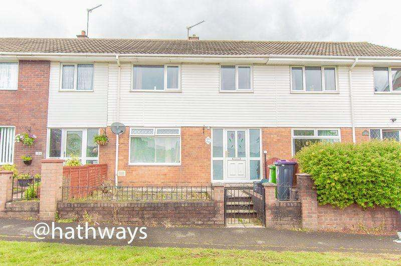3 Bedrooms Terraced House for sale in Henllys Way, Cwmbran