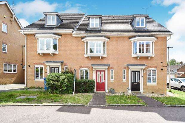 3 Bedrooms Terraced House for sale in Bracknell, Berkshire, .