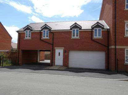 2 Bedrooms Semi Detached House for sale in Appleton Mead, Biggleswade, Bedfordshire, England