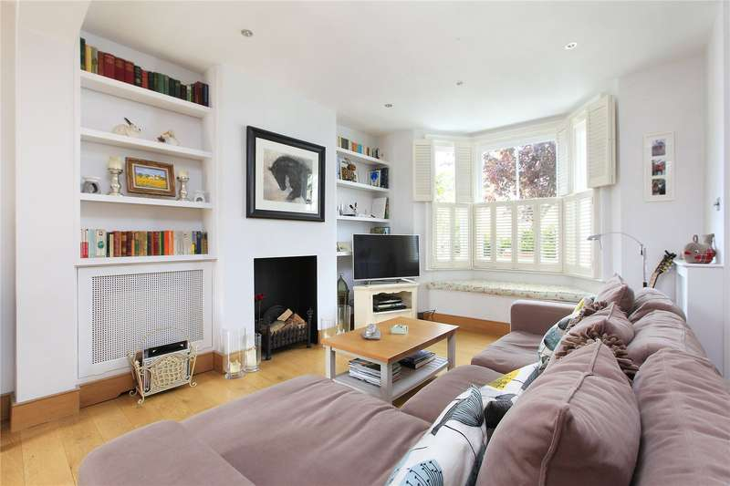 2 Bedrooms Terraced House for sale in Pickets Street, Clapham South, London, SW12