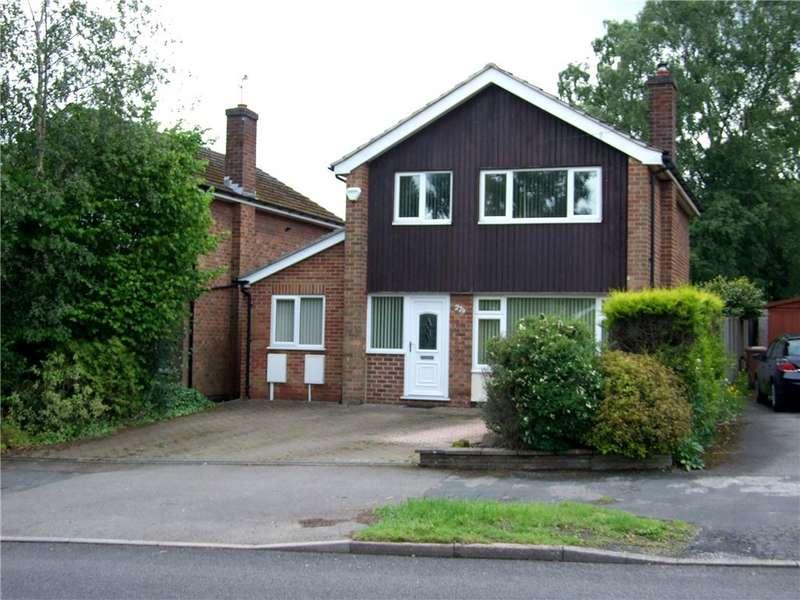 4 Bedrooms Detached House for sale in Birchover Way, Allestree, Derby, Derbyshire, DE22