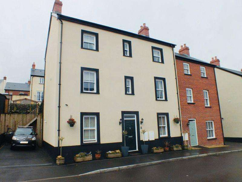 5 Bedrooms Semi Detached House for sale in Rowan Way, Blaenavon