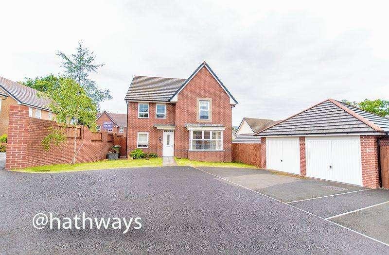 4 Bedrooms Detached House for sale in Chapel Walk, Penygarn