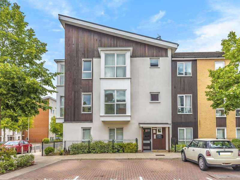 2 Bedrooms Apartment Flat for sale in Lindisfarne Way, Reading, RG2