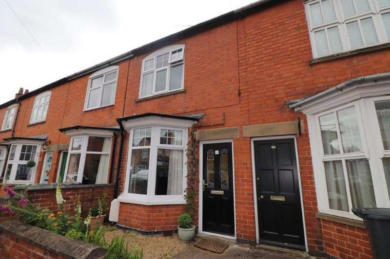 3 Bedrooms Terraced House for sale in Woodland Avenue, Melton Mowbray