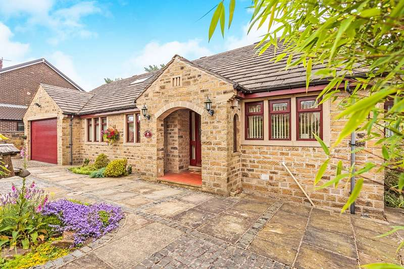 5 Bedrooms Detached House for sale in Drub Lane, Cleckheaton, West Yorkshire, BD19