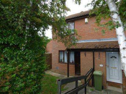 2 Bedrooms End Of Terrace House for sale in Downland, Two Mile Ash, Milton Keynes, Bucks