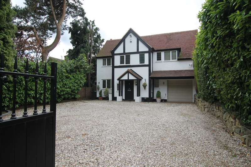 4 Bedrooms Detached House for sale in Thornhill Road, Sutton Coldfield, B74 2EP