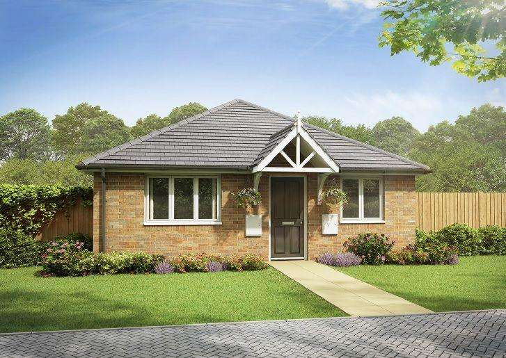 2 Bedrooms Detached Bungalow for sale in Fields Road, Wootton, Bedfordshire, MK43