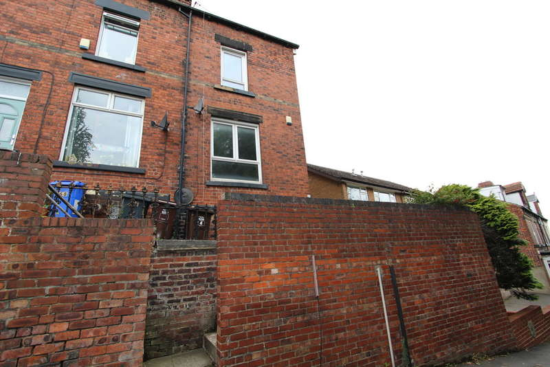 3 Bedrooms End Of Terrace House for rent in Derbyshire Lane, Sheffield