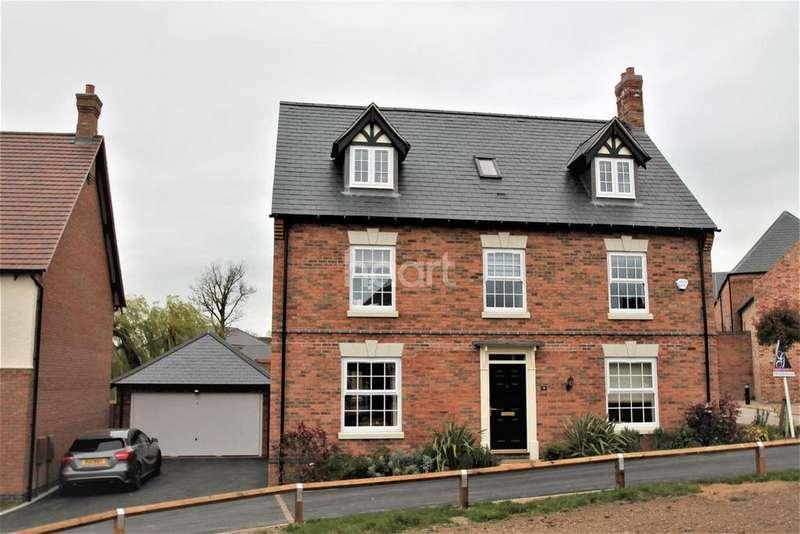 5 Bedrooms Detached House for rent in James Way