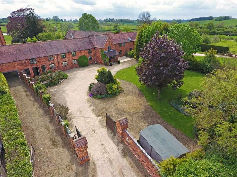 5 Bedrooms Barn Conversion Character Property for sale in Droitwich, Worcestershire