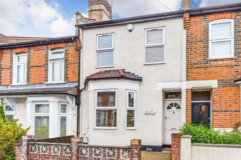 2 Bedrooms Terraced House for sale in Luton Road, Walthamstow, E17