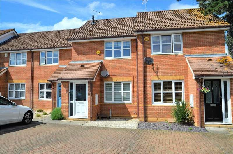 2 Bedrooms Terraced House for sale in Worsley Place, Theale, Reading, Berkshire, RG7