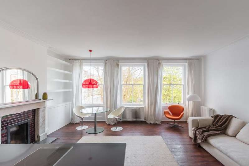 1 Bedroom Flat for sale in Chalcot Square NW1