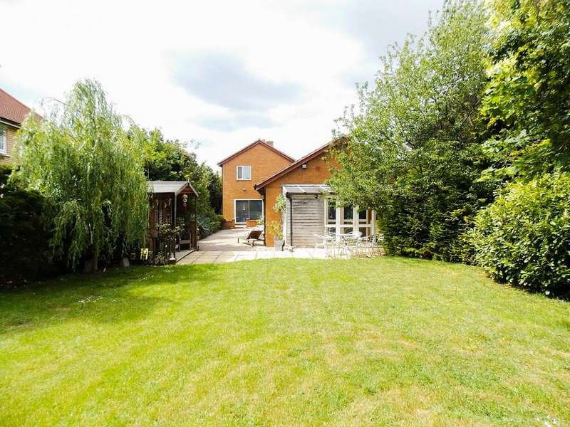 5 Bedrooms Detached House for sale in Horningsea Road, Fen Ditton