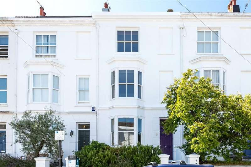 4 Bedrooms Terraced House for sale in Clifton Street, Brighton, East Sussex, BN1