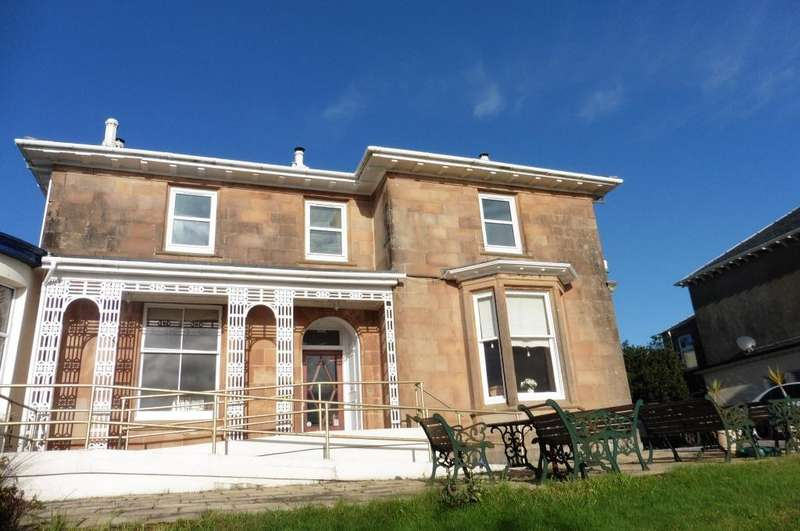 9 Bedrooms Semi-detached Villa House for sale in Dhailling Lodge 155 Alexandria Parade, Dunoon, PA23 8AW