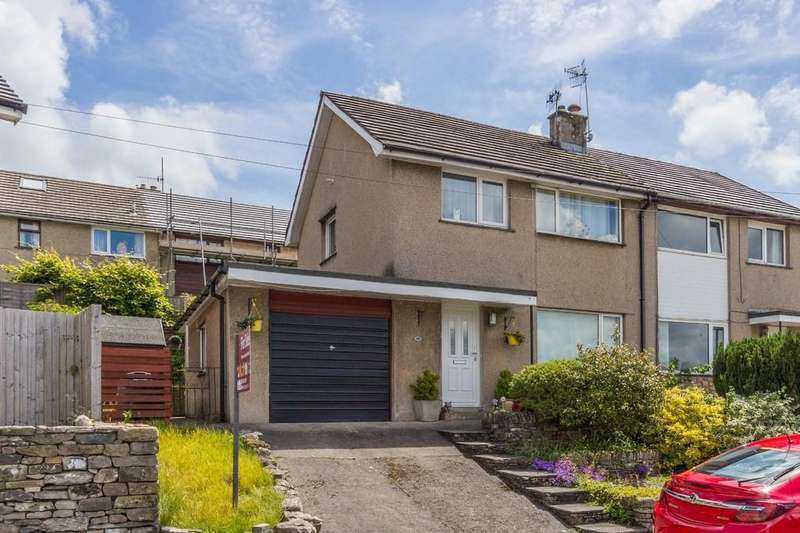 3 Bedrooms Semi Detached House for sale in 92 Bleaswood Road, Oxenholme