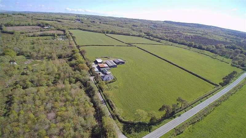 3 Bedrooms Land Commercial for sale in Highampton, Beaworthy, Devon, EX21