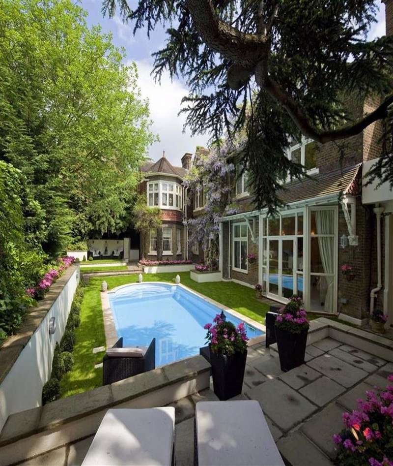 10 Bedrooms House for rent in Frognal, Hampstead, London, NW3