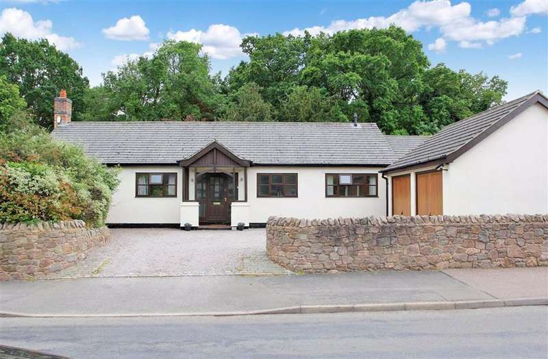 4 Bedrooms Detached Bungalow for sale in Meeting Street, Quorn, Leicestershire