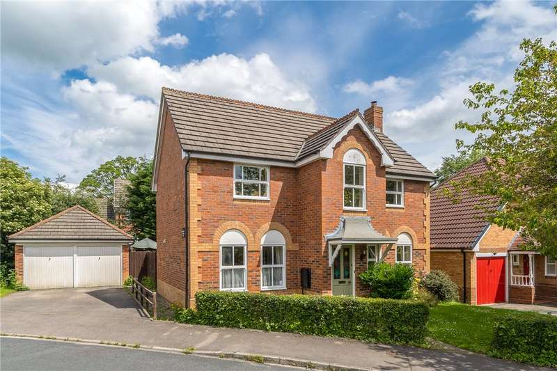 4 Bedrooms Detached House for sale in Appleby Court, Knaresborough, North Yorkshire