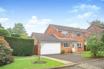 4 Bedrooms Detached House for sale in South Acre Drive, Macclesfield, Cheshire