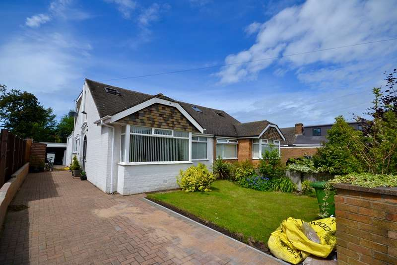 2 Bedrooms Semi Detached Bungalow for sale in Moor Lane, Ince Blundell, Liverpool, L38