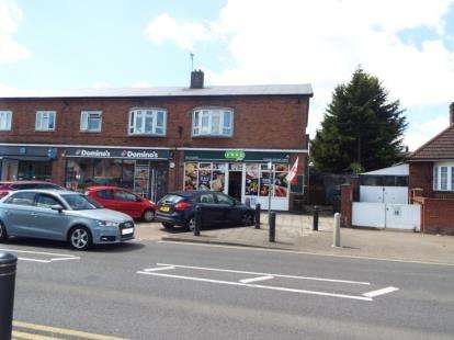 2 Bedrooms Flat for sale in Wigmore Lane, Luton, Bedfordshire