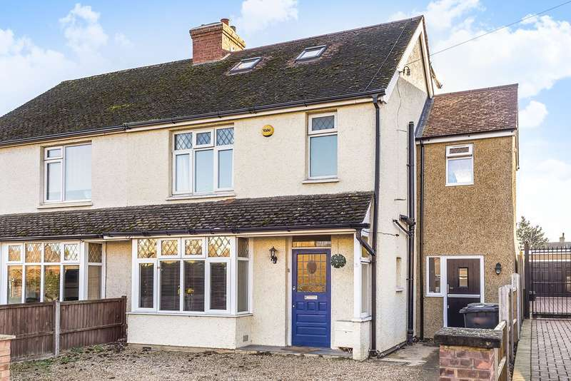 4 Bedrooms Semi Detached House for sale in Kings Road, Flitwick, MK45