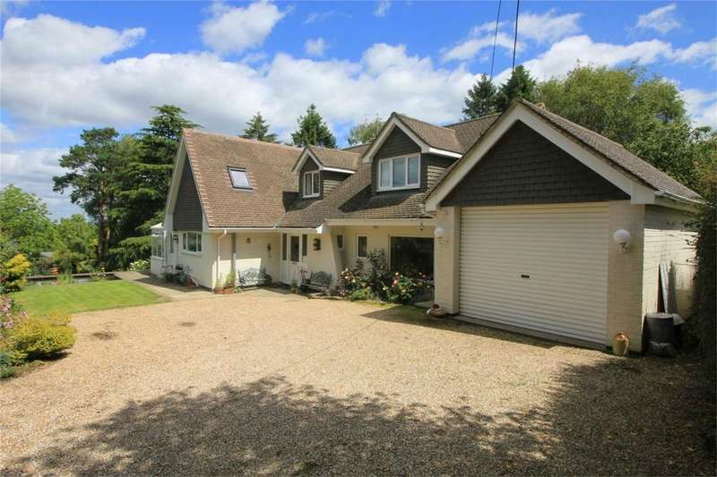 5 Bedrooms Detached House for sale in 113 Hastings Road, BATTLE, East Sussex