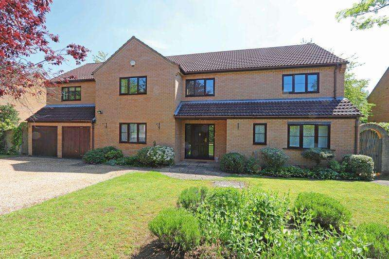 6 Bedrooms Detached House for sale in Casewick Lane, Stamford
