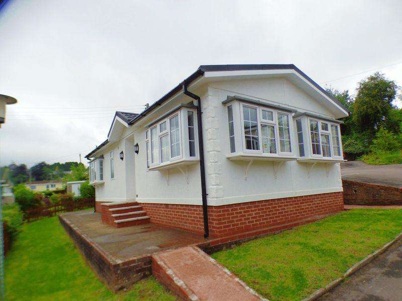 2 Bedrooms Detached Bungalow for sale in Railway Road, Cinderford