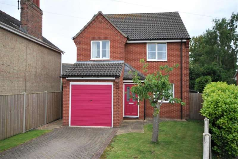 3 Bedrooms Detached House for sale in Horseshoe Road, Spalding