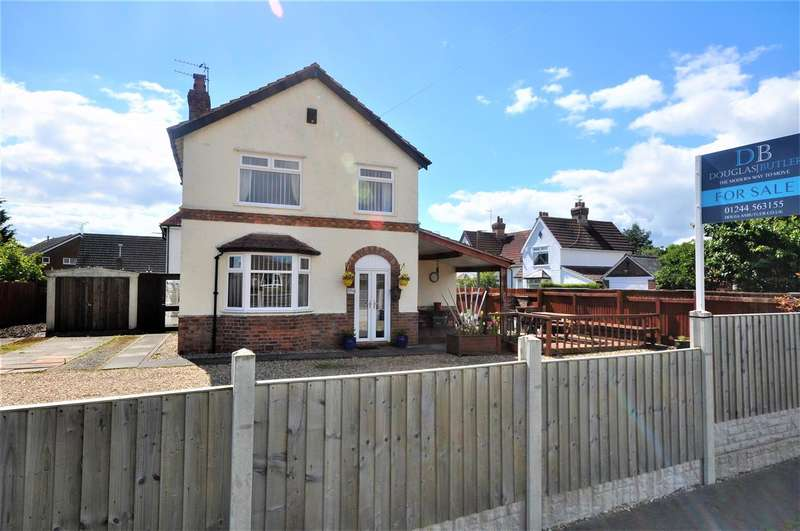 3 Bedrooms Detached House for sale in Saughall Road, Chester