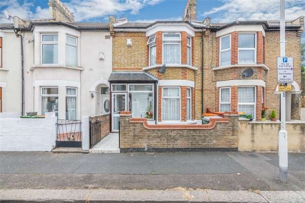 3 Bedrooms Terraced House for sale in Marlborough Road, Forest Gate, London