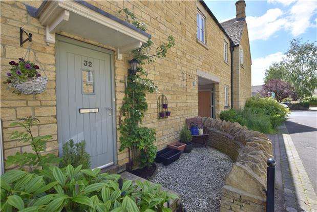 2 Bedrooms Property for sale in Coln Gardens, Andoversford, GL54