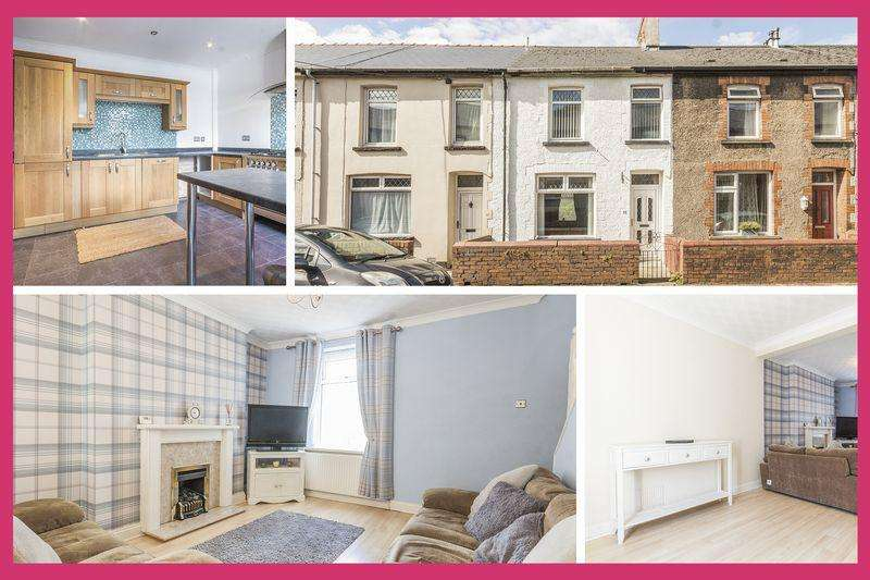 2 Bedrooms Terraced House for sale in Coed Eithen Terrace, Blaenavon - REF# 00006951 - View 360 Tour at