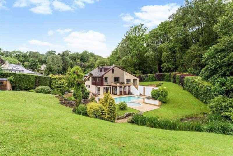 5 Bedrooms Detached House for sale in Cranham, Gloucester
