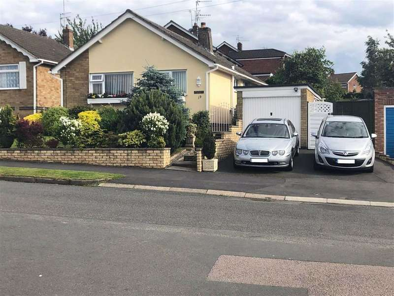 2 Bedrooms Detached Bungalow for sale in Loxley Road, Glenfield