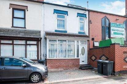 3 Bedrooms End Of Terrace House for sale in Somerville Road, Birmingham, West Midlands