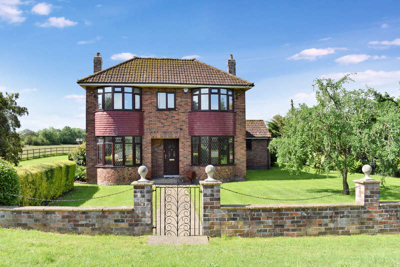 4 Bedrooms Detached House for sale in Walrow