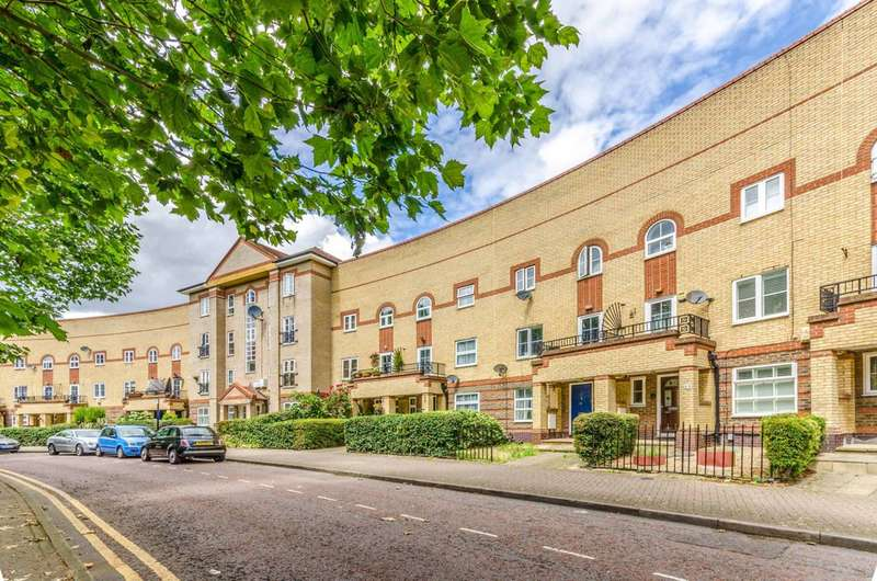 2 Bedrooms Flat for sale in Viscount Drive, E6, Beckton, E6