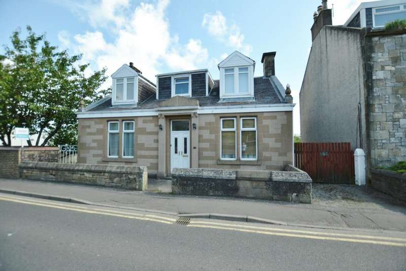 3 Bedrooms Detached House for sale in Byres Road, Kilwinning, North Ayrshire, KA13 6JT
