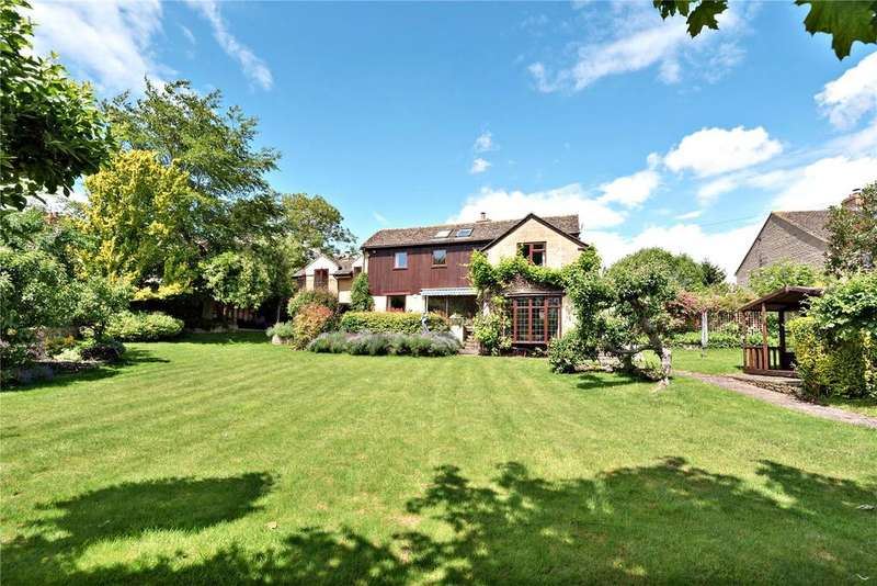 5 Bedrooms Detached House for sale in Lower Street, Islip, Oxfordshire, OX5