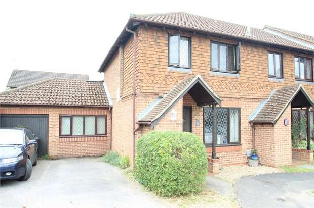 4 Bedrooms End Of Terrace House for sale in Newark Close, GUILDFORD, Surrey