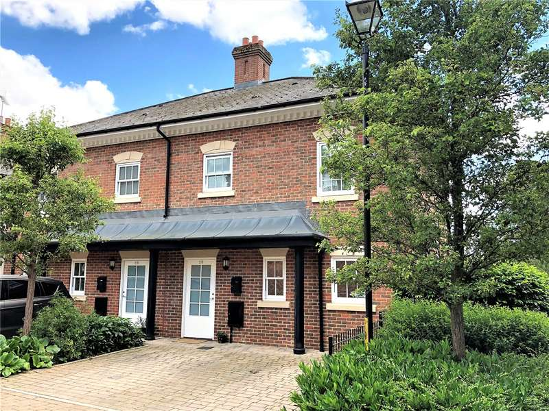 4 Bedrooms End Of Terrace House for rent in Quoitings Drive, Marlow, Buckinghamshire, SL7